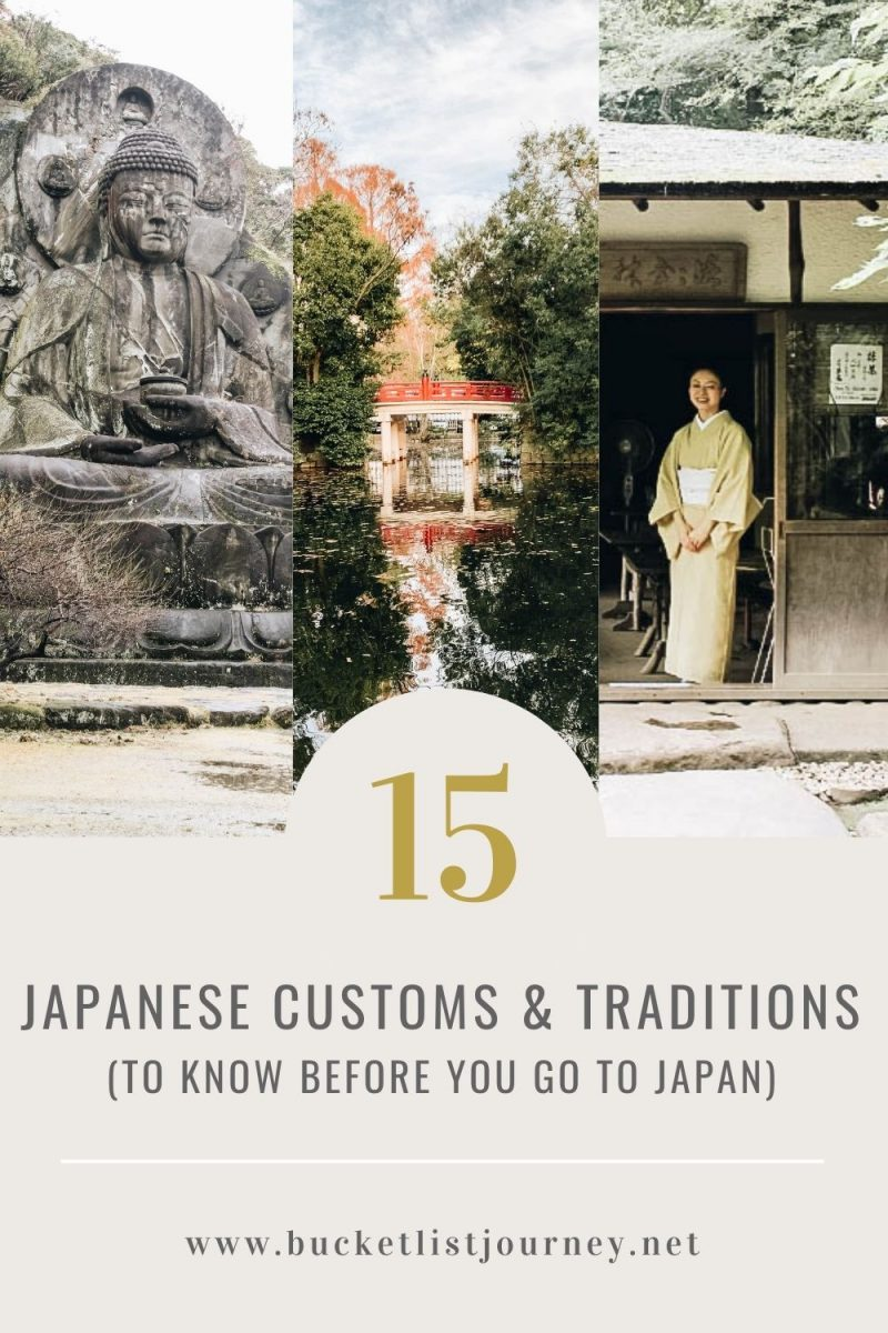 Japanese Culture, Traditions and Customs: Lifestyle Facts to Know Before You Go