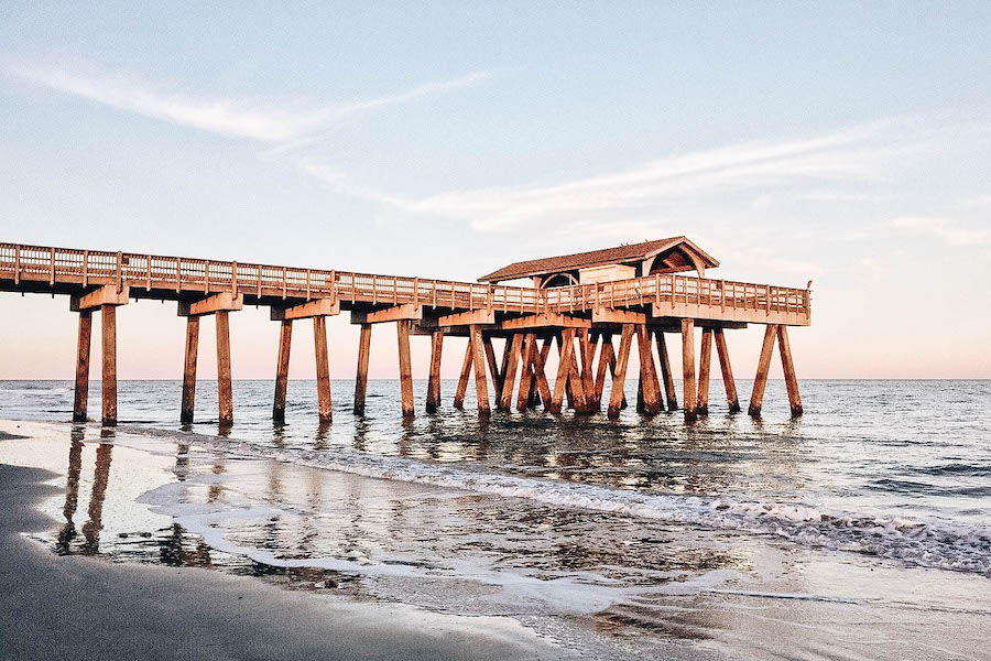 Top Attractions Near Savannah: Tybee Island