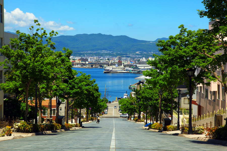 Hachiman Zaka Slope: Hakodate Bucket List: 7 Things to Do in Japan's Port City