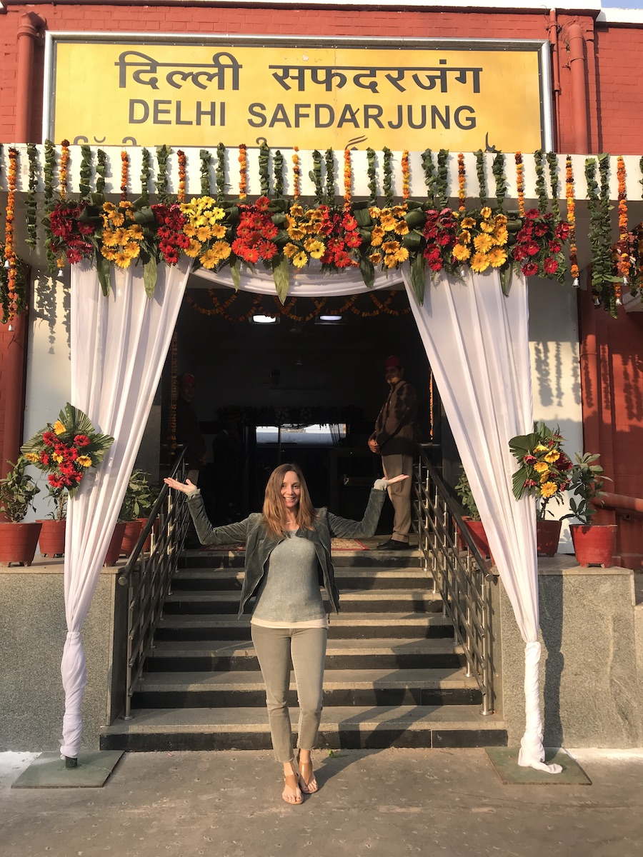 Annette in Dehli: Palace on Wheels: What to Expect From Luxury Train Travel in India