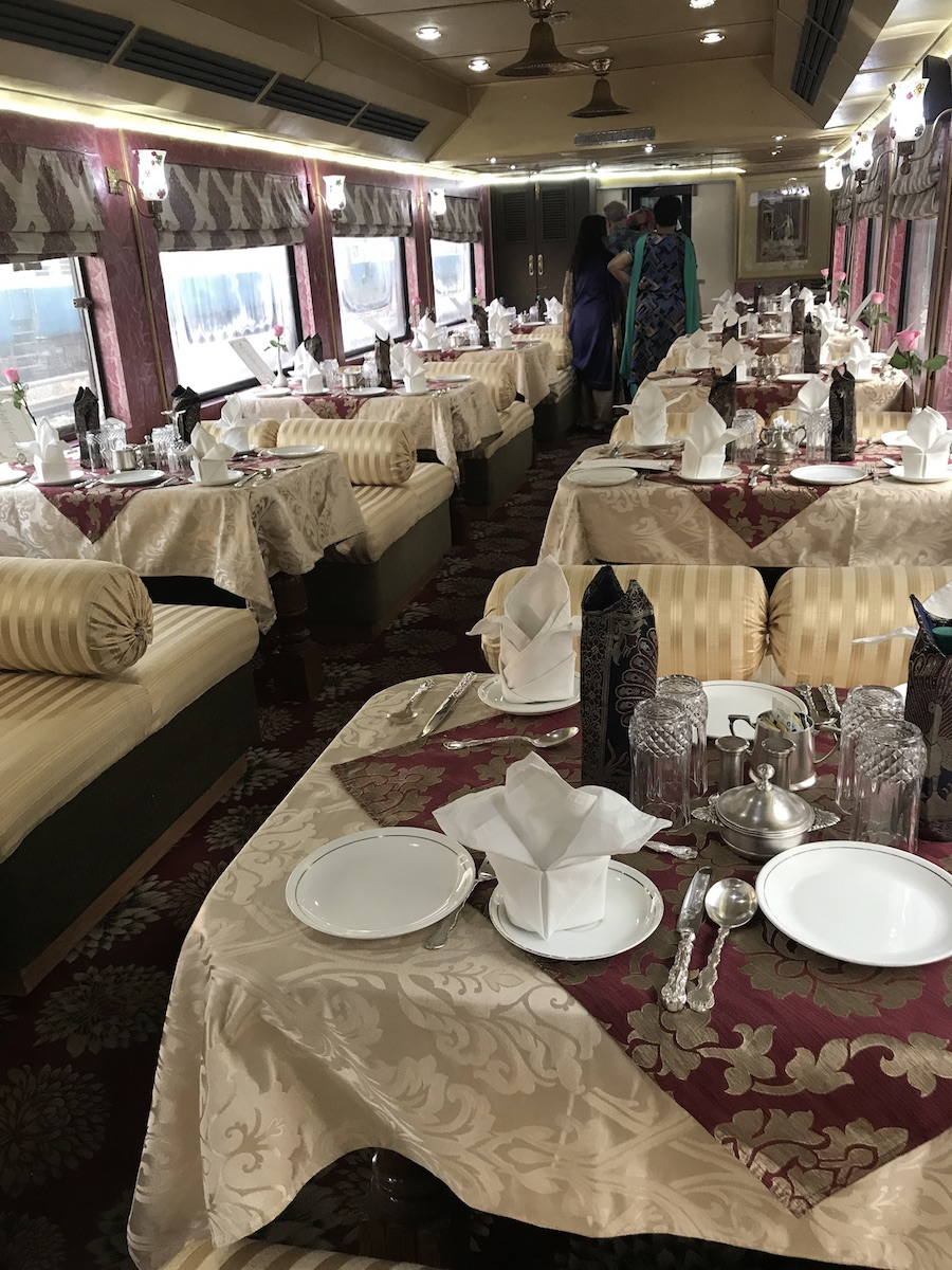 Palace on Wheels: What to Expect From Luxury Train Travel in India