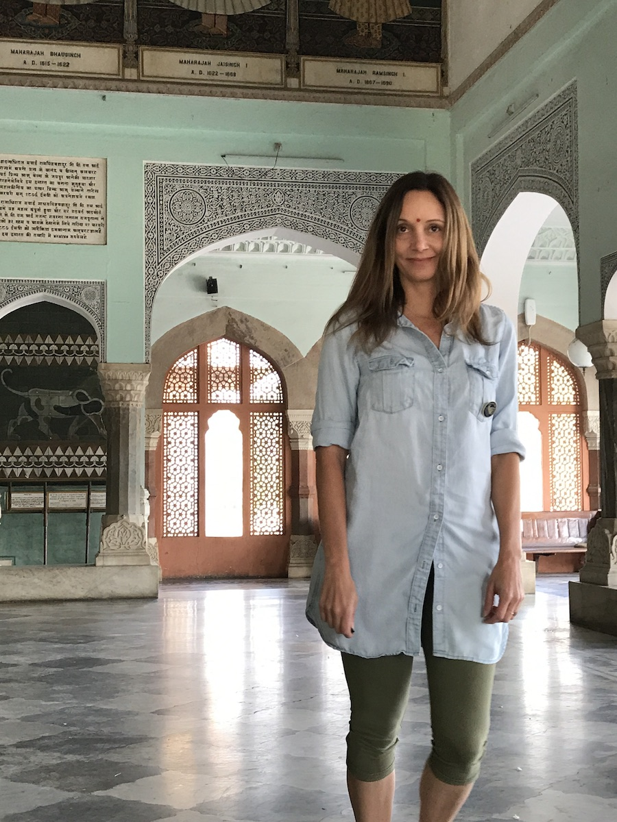 Annette White in Jaipur: Palace on Wheels: What to Expect From Luxury Train Travel in India
