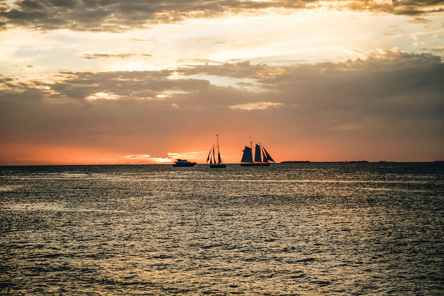 Must Thing to do in Key West: Sunset at Mallory Square