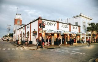 Sloppy Joe's Restaurant in key west