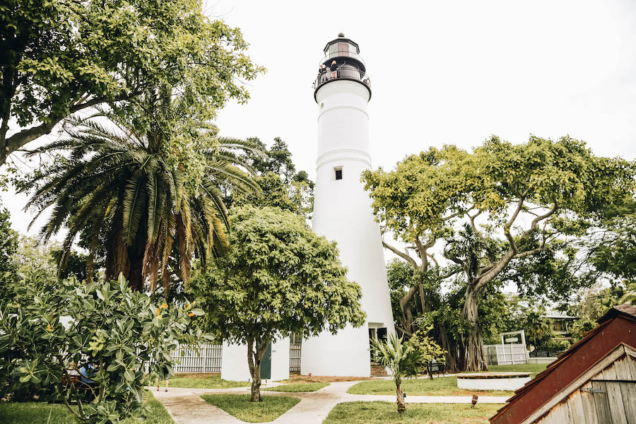 Key West Lighthouse in Florida