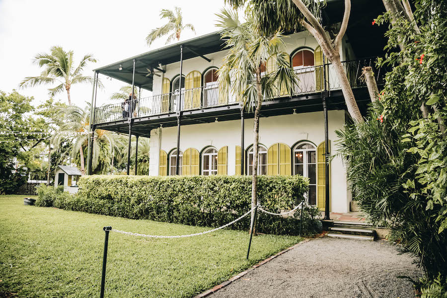 Top Key West Attraction: Hemingway House