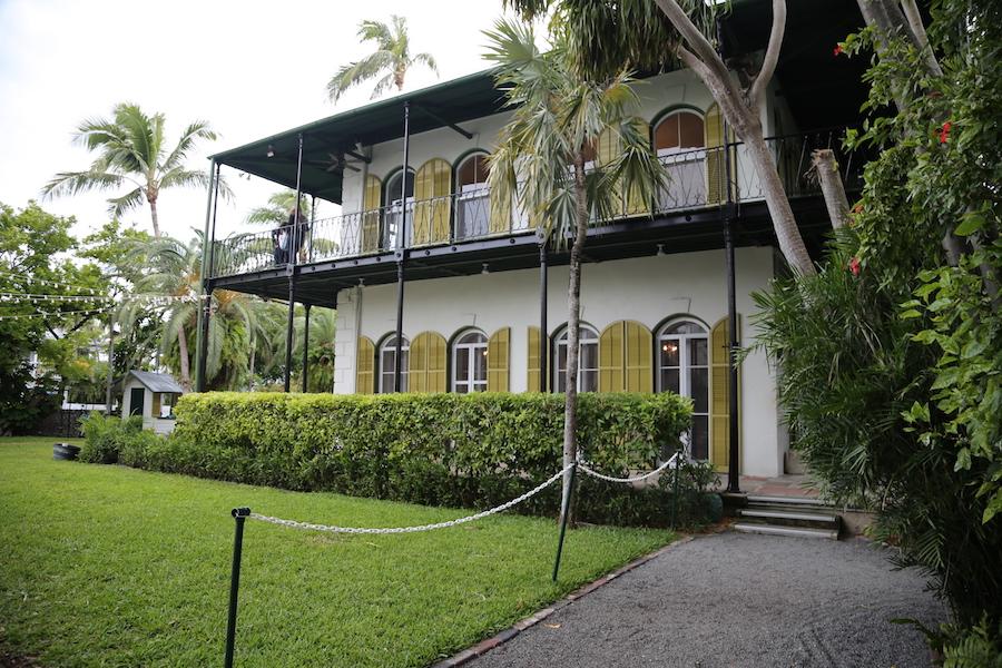 Hemingway House   Florida Keys Islands Bucket List: Best Things to do in Key West & Beyond