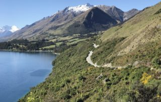 New Zealand Adventure: A Road Trip on the North and South Islands: Queenstown to Gienorchy