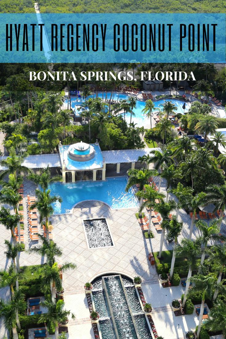 Bonita Springs Resort Hotel: Hyatt Regency Coconut Point in Florida | Luxury Lodging, Family Friendly
