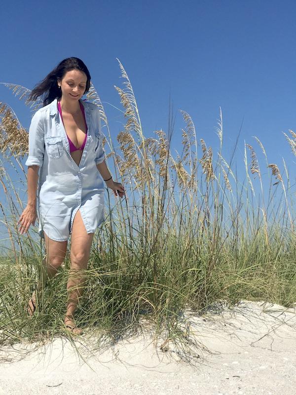 Annette White at Bonita Springs Resort Hotel: Hyatt Regency Coconut Point in Florida