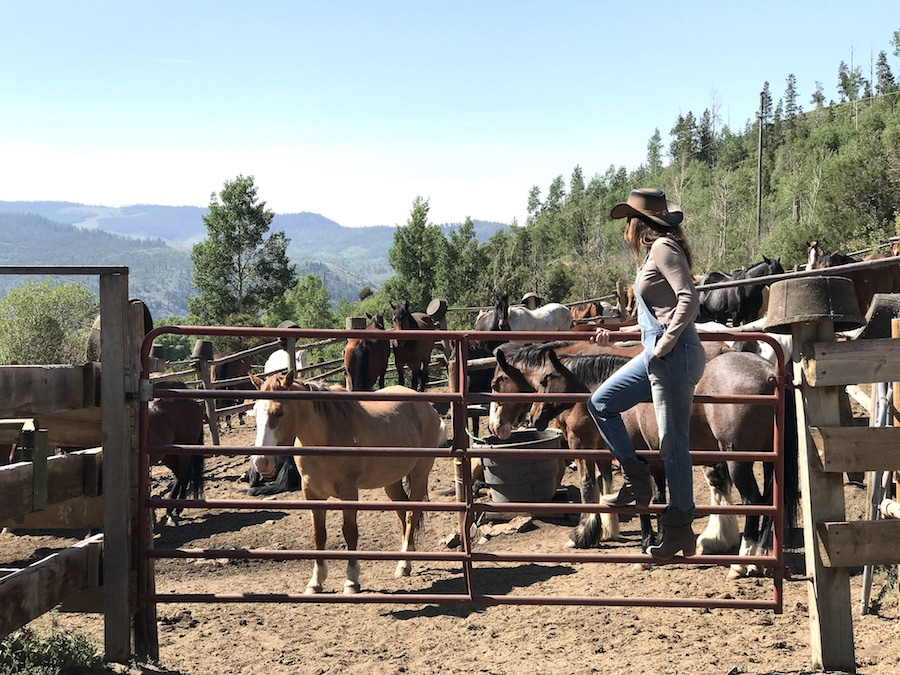 A Colorado Dude Ranch Vacation: Drowsy Water Ranch in Grand County