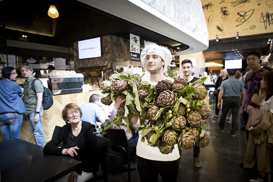 Mercato Centrale Roma: An Italian Food Market Not to Miss