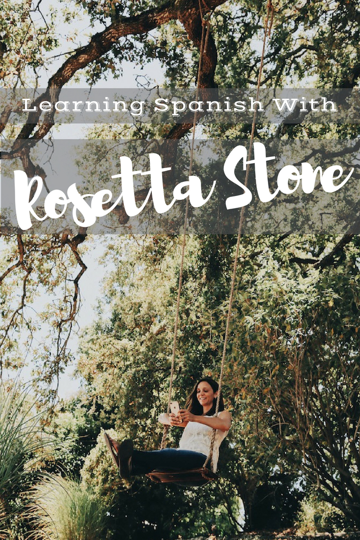 Rosetta Stone Classes: The Best Way to Learn Spanish