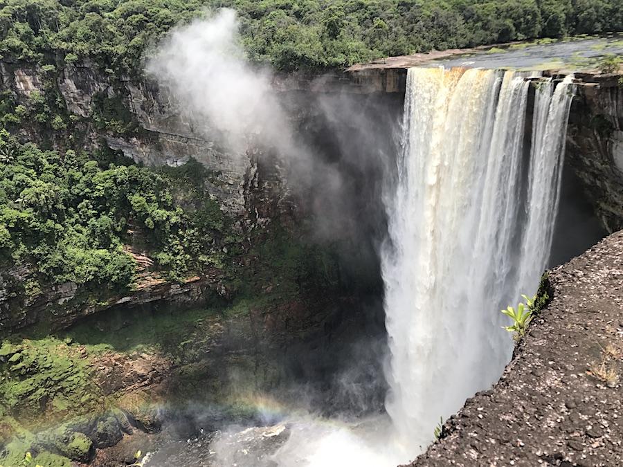 Guyana's Kaieteur Falls: One of South America's Best Waterfall