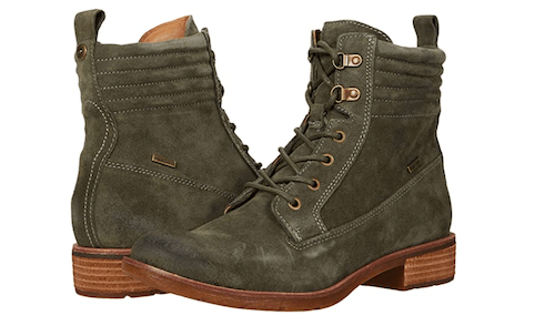 Green Comfortable boot
