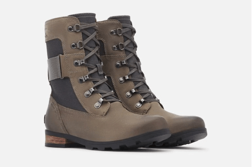 Fall hiking and walking Boots