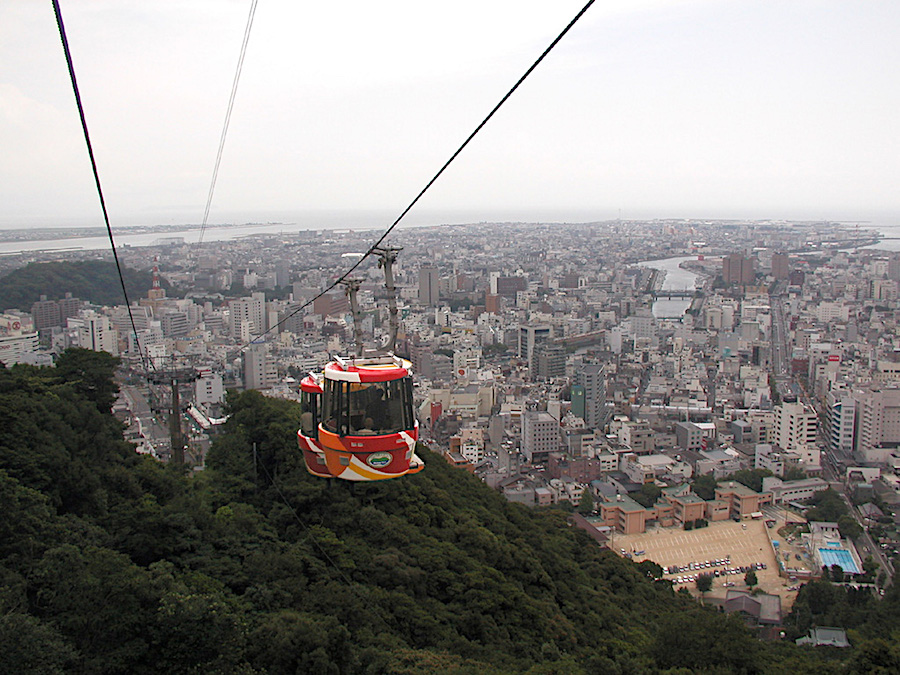 Bizan Ropeway: Tokushima Prefecture Bucket List: 10 Best things To Do