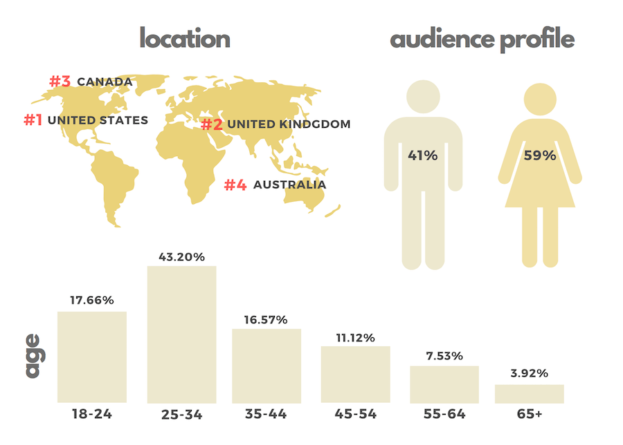 Media Kit Demographics