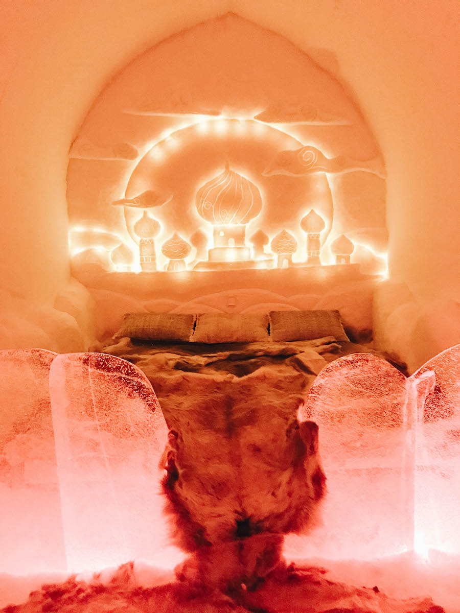 Sorrisniva Igloo Hotel: Sleeping Amongst Icein Northern Norway