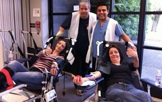 1 2   Giving Blood: What to Expect & 5 Benefits of Donating