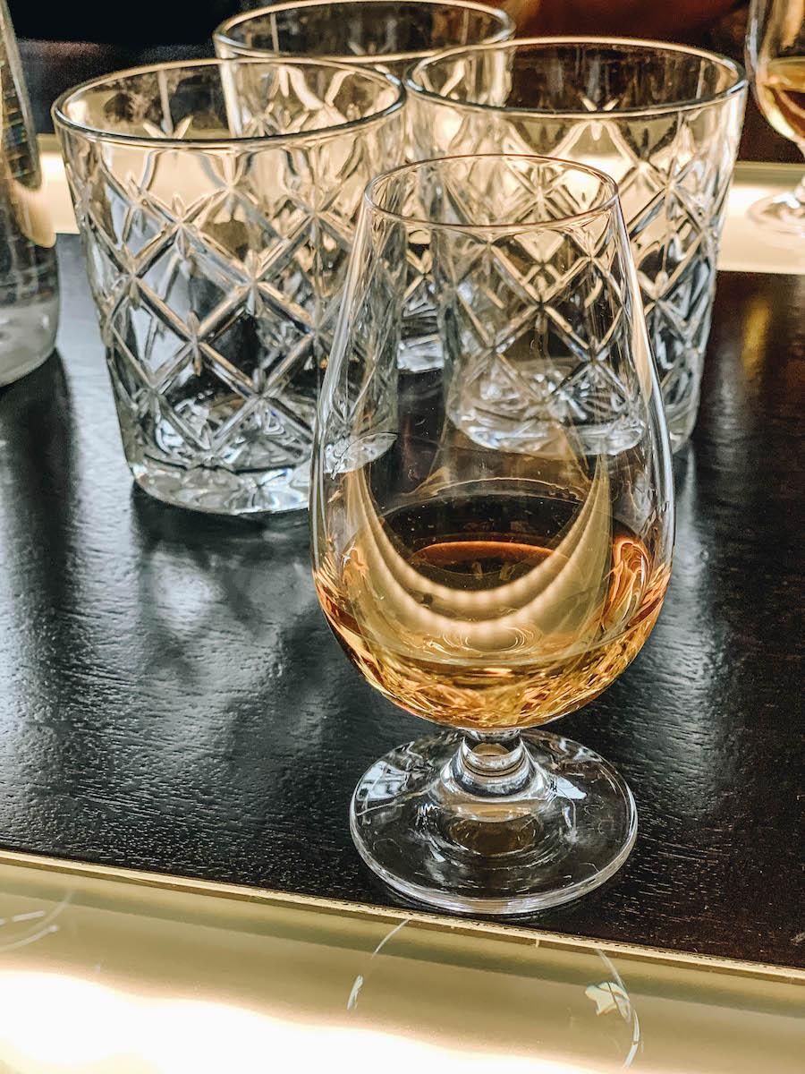 Slane Whiskey Distillery next door to Slane Castle