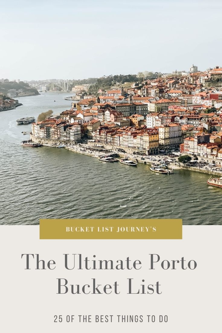 The Best Attractions to See & Things to Do in Porto, Portugal