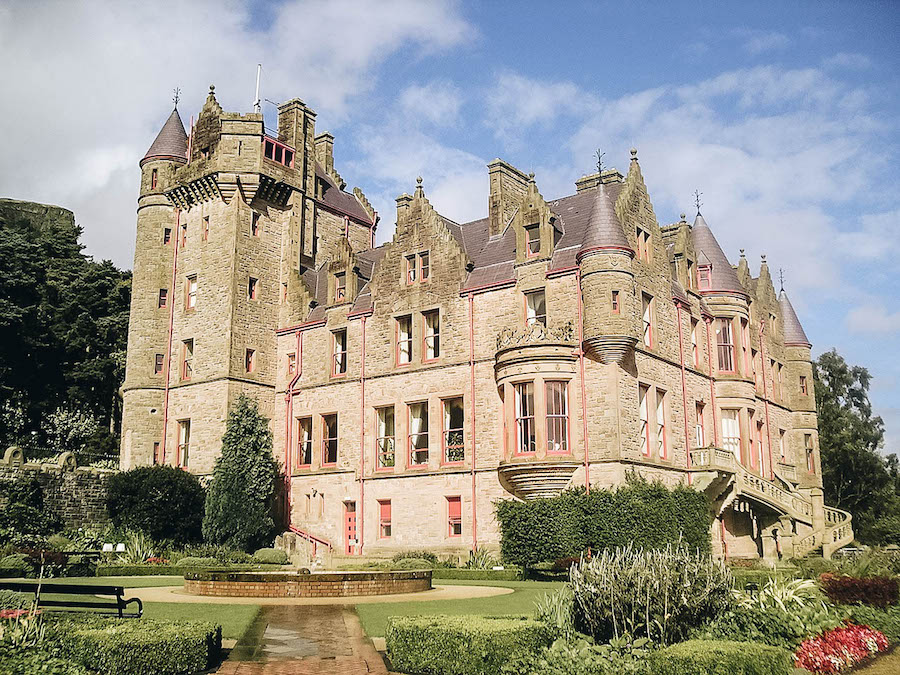 Belfast Castle: Captivating Castles in Ireland toTour or Stay on Holiday