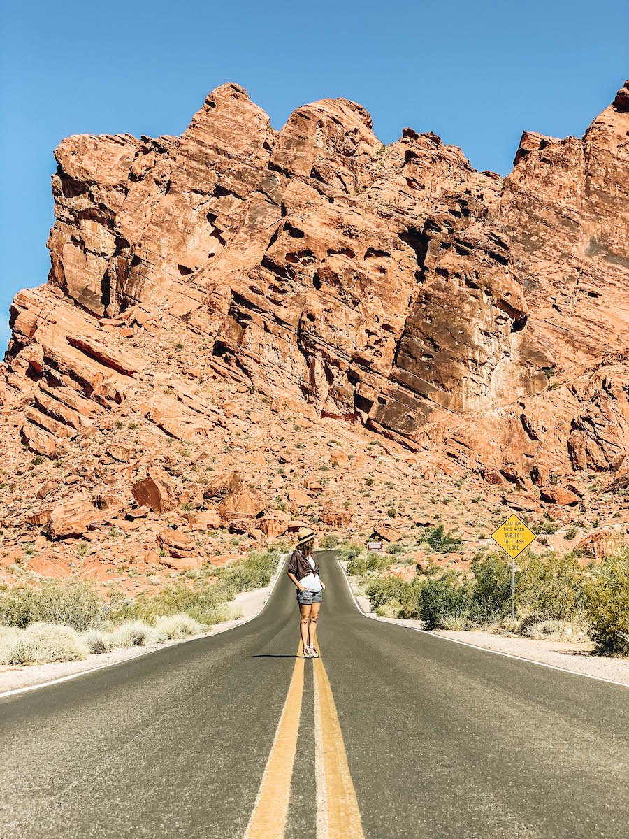 Fire Wave Trail: Leaving Las Vegas: Southern Nevada Day Trips to the Outdoors