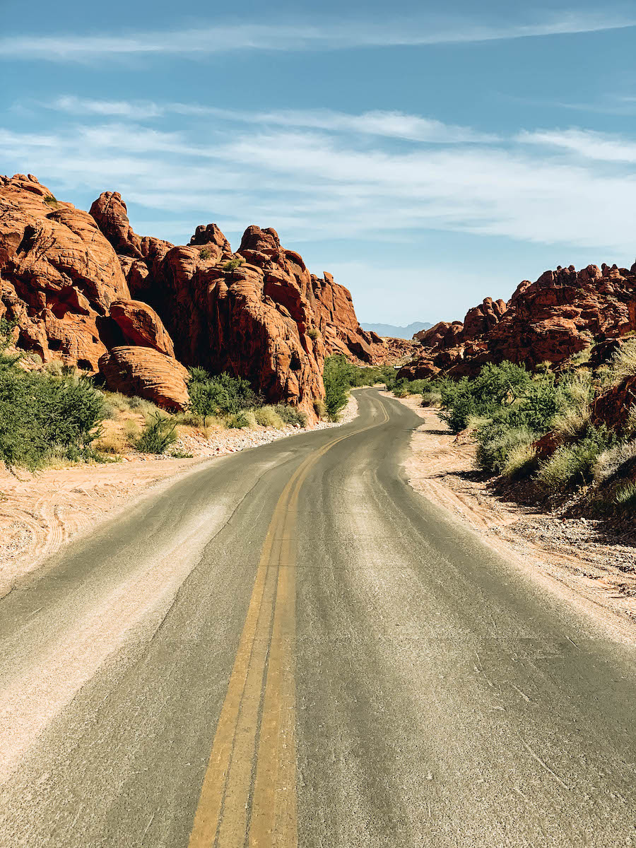 Valley of Fire Leaving Las Vegas: Southern Nevada Day Trips to the Outdoors