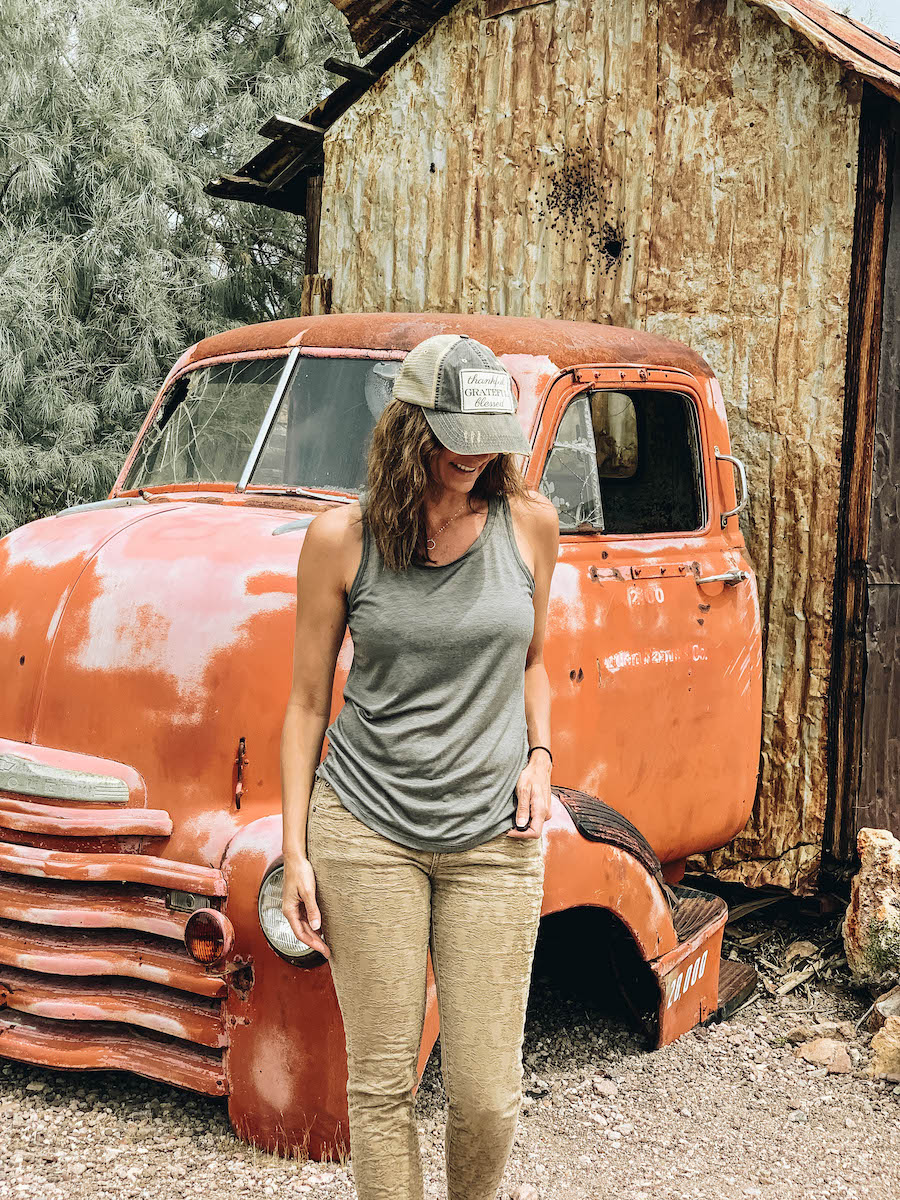 Nelson Ghost Town: Leaving Las Vegas: Southern Nevada Day Trips to the Outdoors