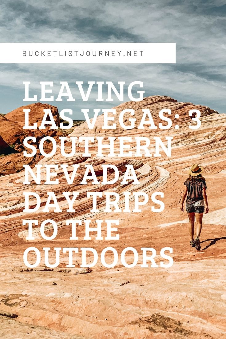 Leaving Las Vegas: 3 Southern Nevada Day Trips to the Outdoors