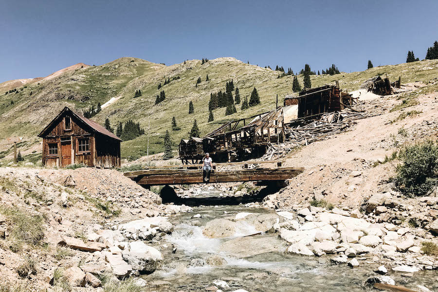 Animas Forks | Silverton Bucket List: 20 Things to Do in the Southern Colorado's Town