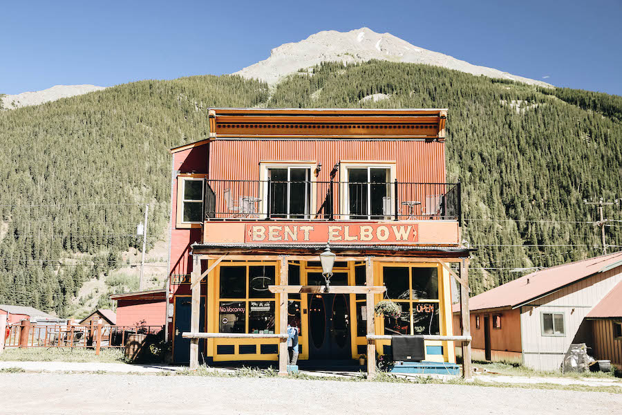 The Bent Elbow | Silverton Bucket List: 20 Things to Do in the Southern Colorado's Town