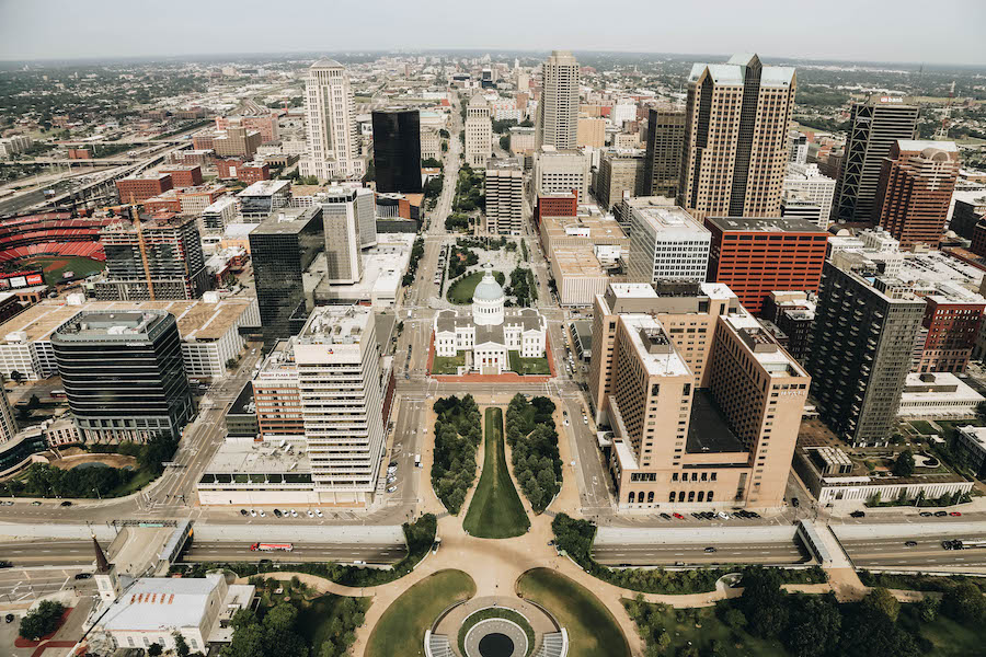 Gateway Arch | St. Louis Bucket List: 15 Fun Things to Do in Missouri's STL