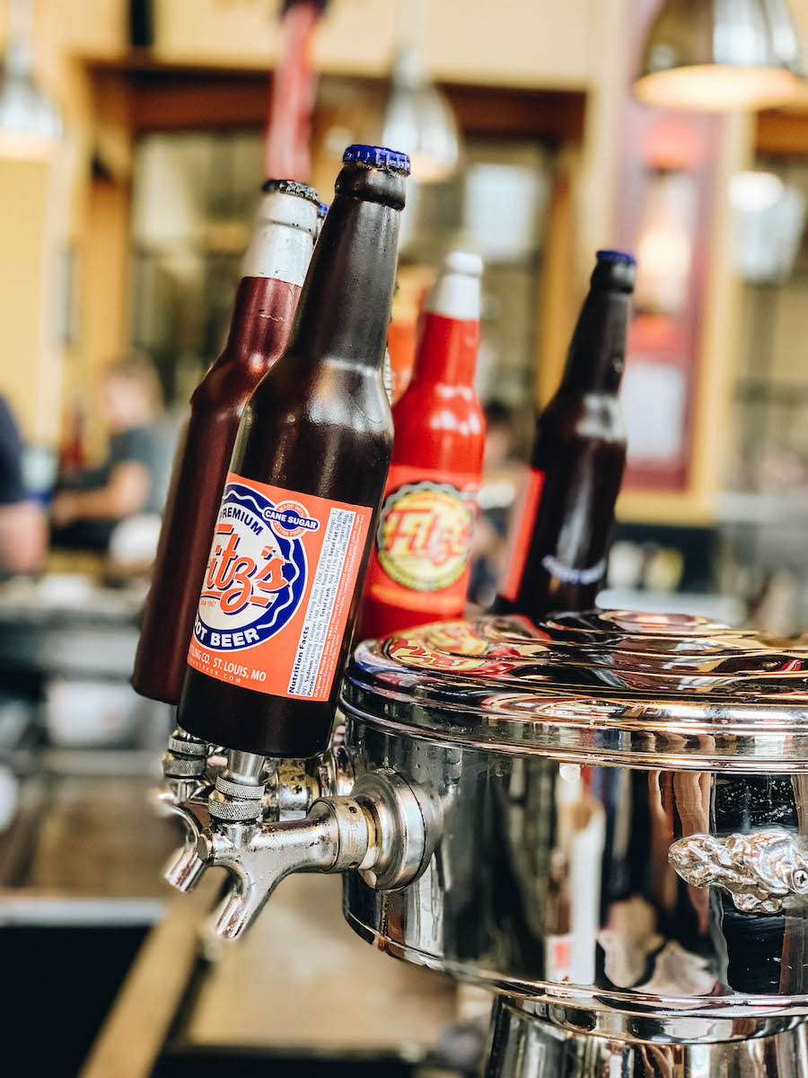Fitz's Rootbeer | St. Louis Bucket List: 15 Fun Things to Do in Missouri's STL