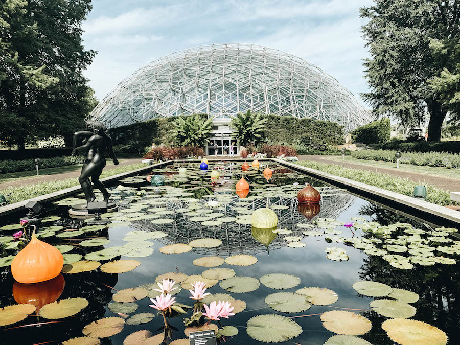 Missouri Botanical Gardens | St. Louis Bucket List: 15 Fun Things to Do in Missouri's STL