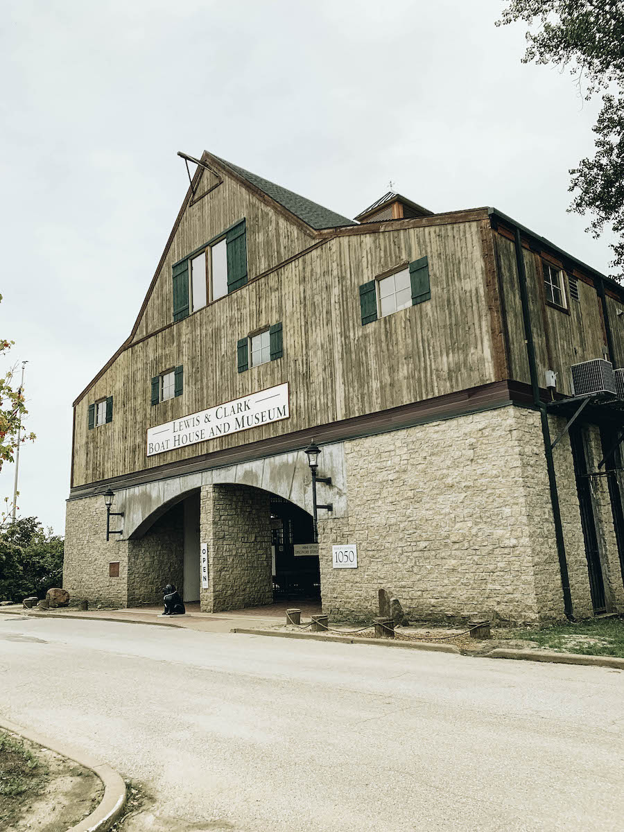 Lewis & Clark Boathouse   St. Charles Bucket List: Things to Do in Missouri's Historic Town