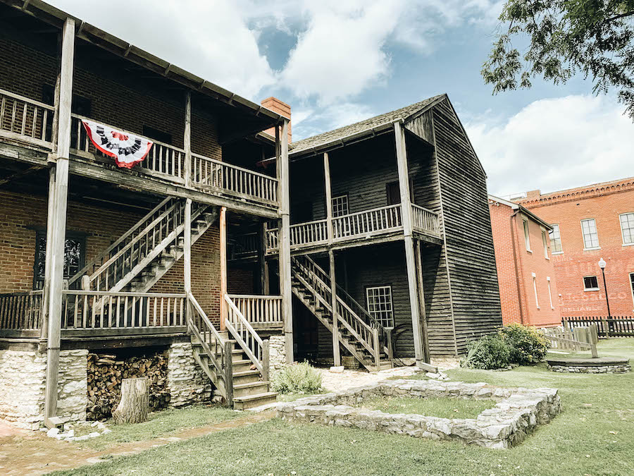 First Missouri State Capitol   St. Charles Bucket List: Things to Do in Missouri's Historic Town