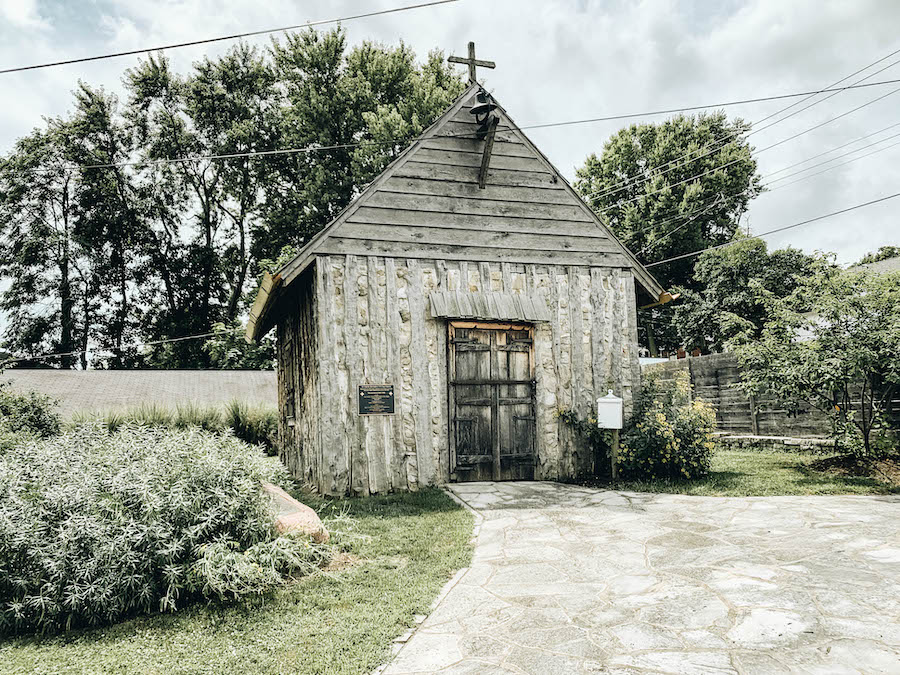 The Lost Graveyard   St. Charles Bucket List: Things to Do in Missouri's Historic Town