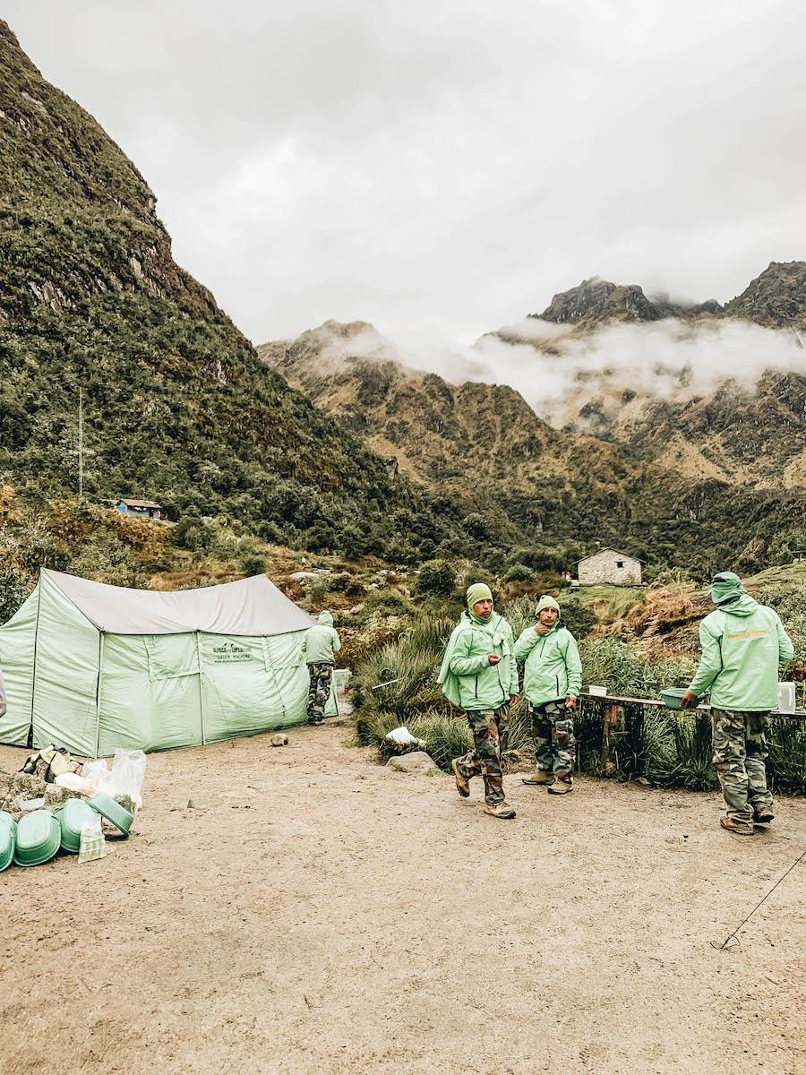 Alpaca Expeditions Team