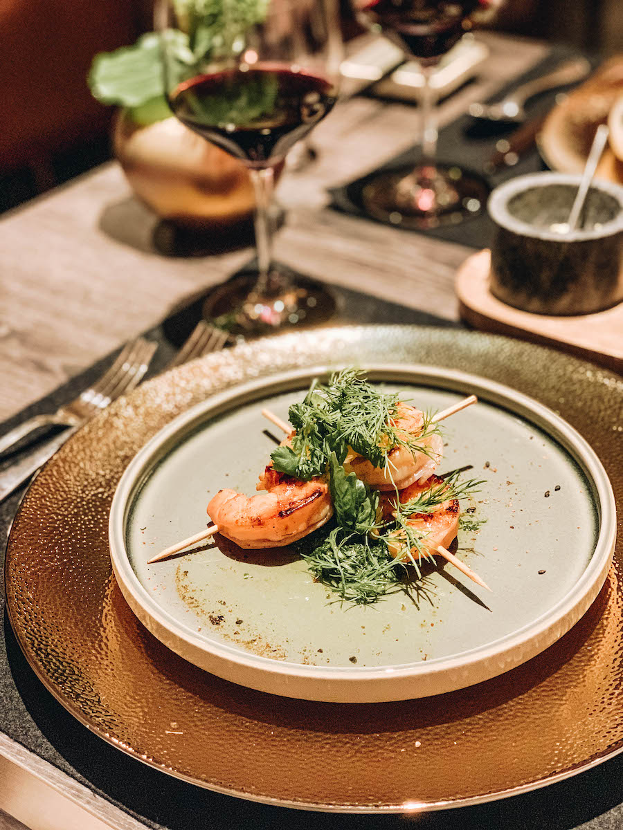 Nikkei Restaurant on Hapag-Lloyd Hanseatic Expedition Cruise Ship