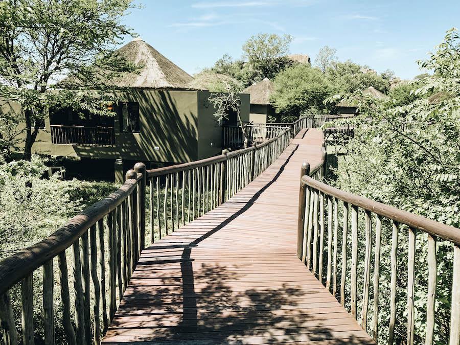 The Spa at the Four Seasons Safari Lodge in Serengeti National Park