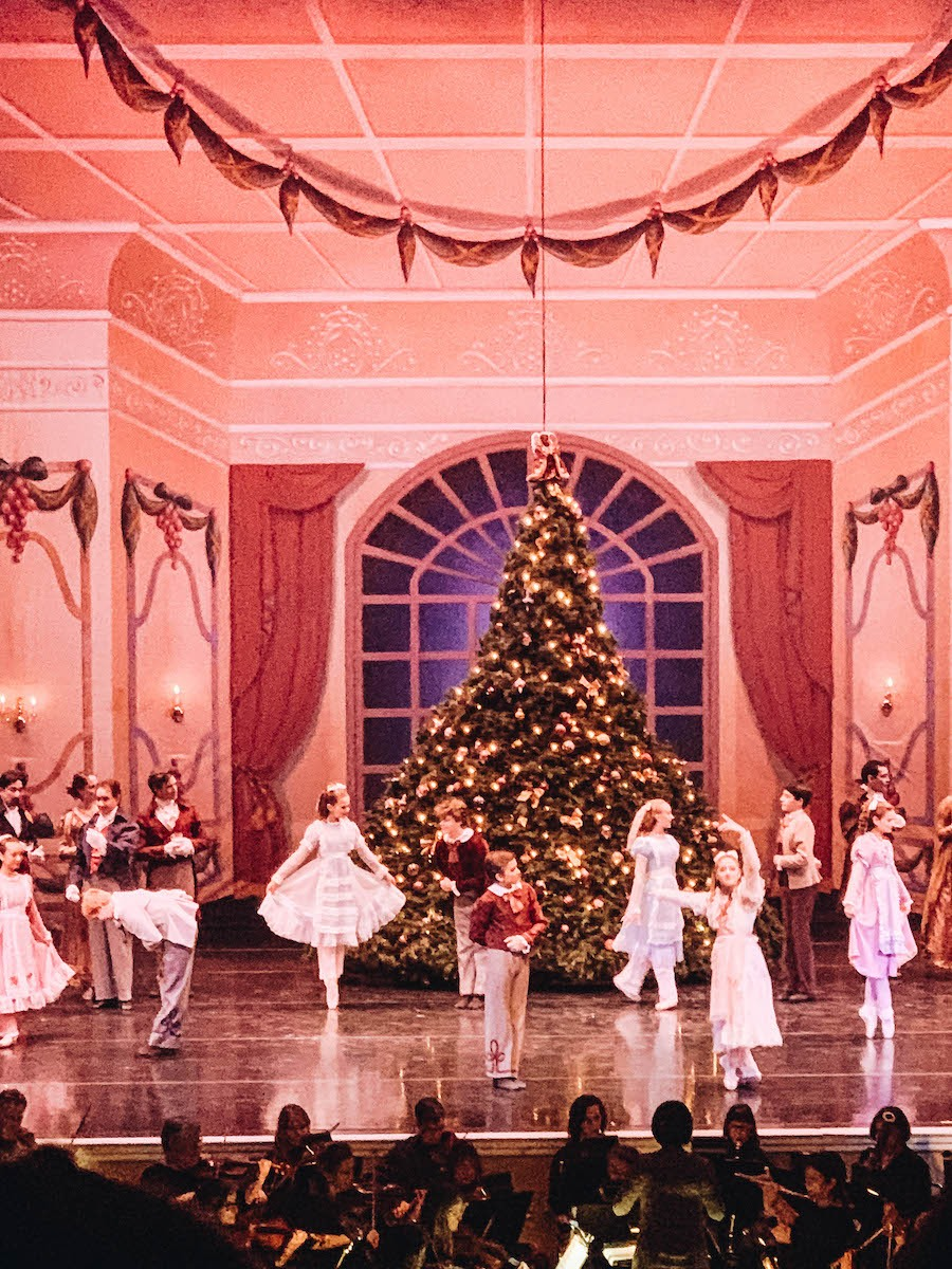 the Nutcracker Winter Performance in Portland Maine