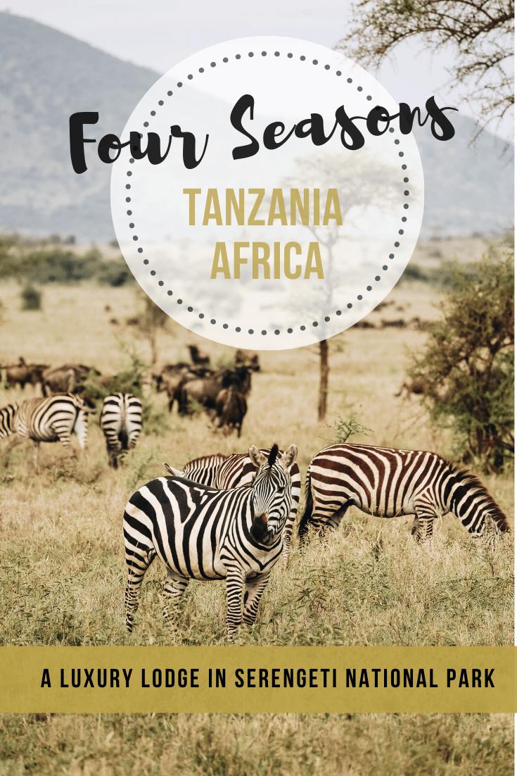 Four Seasons Safari Lodge: Luxury in Tanzania's Serengeti National Park