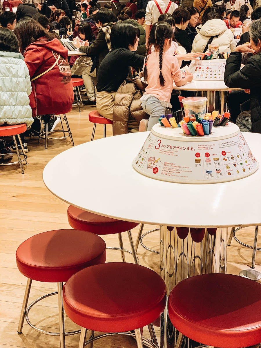 Day Trip from Tokyo: CupNoodles Museum in Yokohama