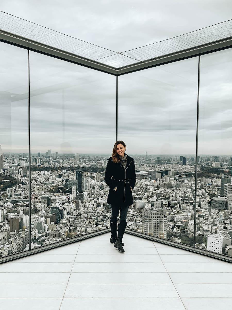 Annette White at Tokyo Shibuya Scramble