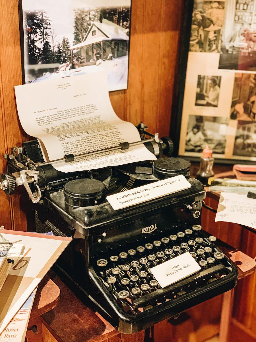Rangeley Maine's Outdoor Heritage Museum