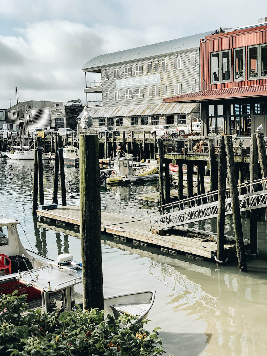 Old Historic Port: Things to do in Portland Maine