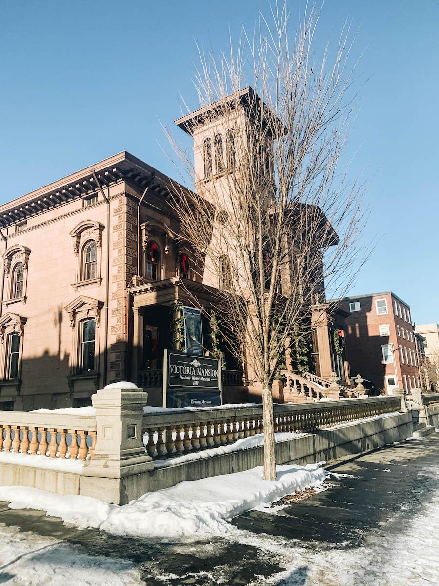 Portland's Historic Victoria Mansion