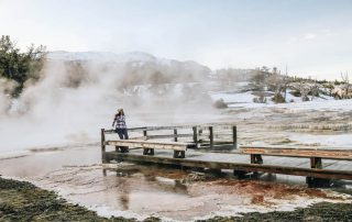 USA Yellowstone National Park
